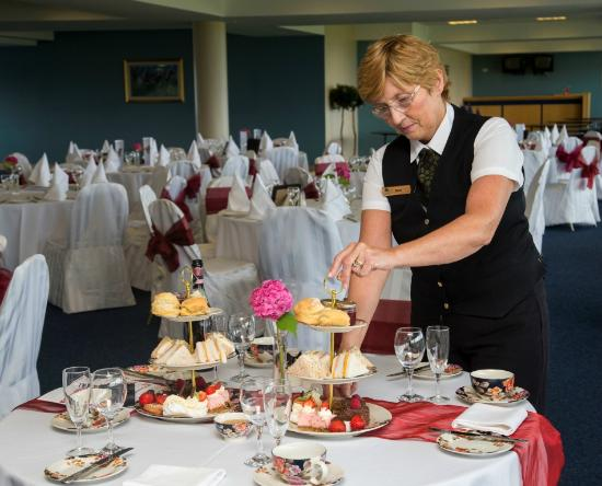 Afternoon Tea at Limerick Racecourse