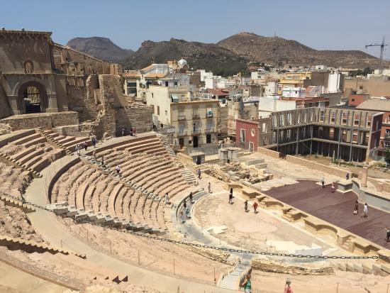 photo1.jpg - Picture of Roman Theatre Museum, Cartagena ...