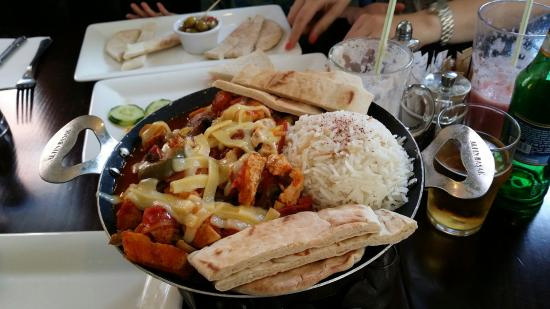 Cafe on the corner: Chicken Kavurma