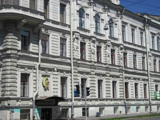 House at Bolshaya Morskaya Street, 53