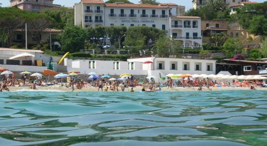 Hotel Villa Ombrosa : affascinante