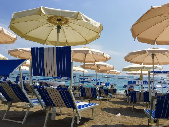 Minori, Italia: Spiaggia
