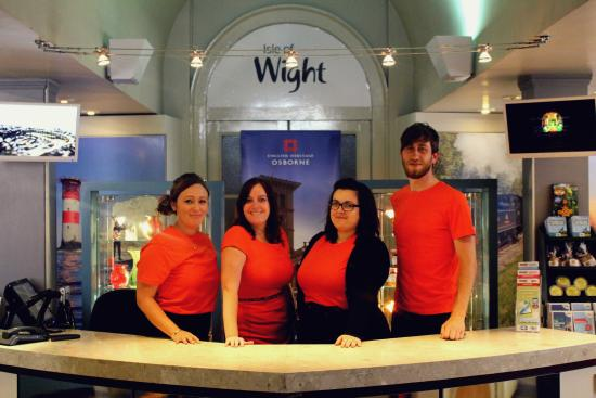 Isle of Wight Visitor Information Centre