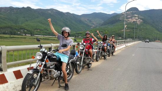 Hoian Easy Rider Backpacker Tour - Day Tours