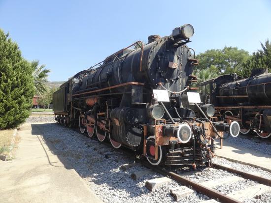 Camlik Locomotive Museum - Çamlık Buharlı Lokomotif Müzesi ...