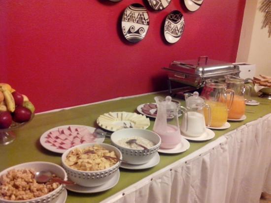 Anden Inca Hotel: Café da manhã