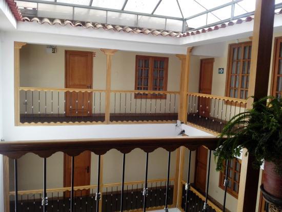 Anden Inca Hotel: Área interna