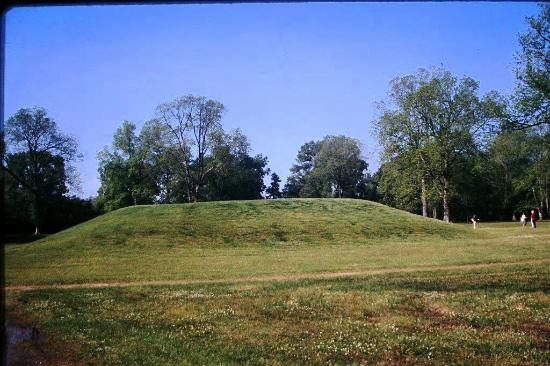 นัตเชซ์, มิซซิสซิปปี้: mound
