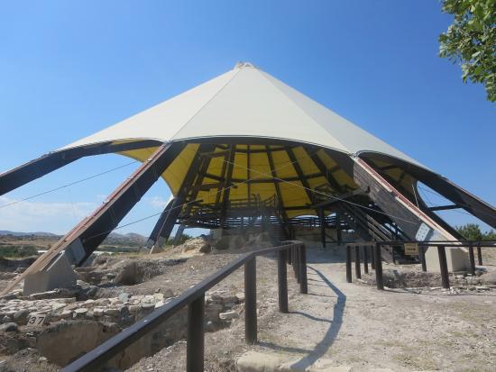 Kalavasos-Tenta Neolithic Archaeological Site
