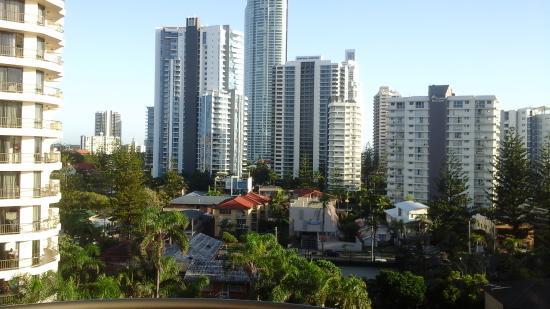 Paradise Centre : Gli edifici