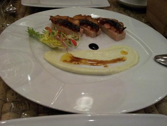 Fois gras di sera