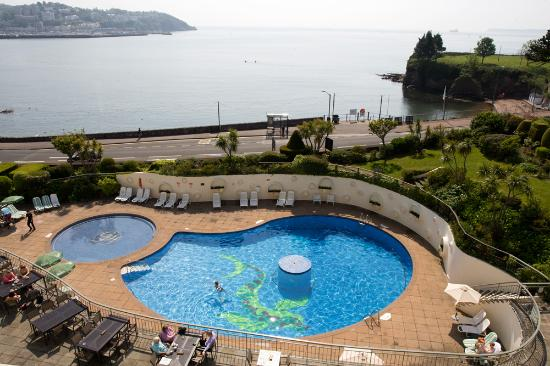 The Grand Hotel: Heated outdoor pool