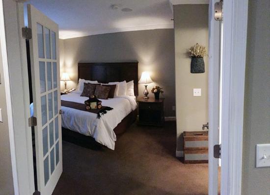 Deadwood Gulch Gaming Resort: Motherlode Suite Bedroom