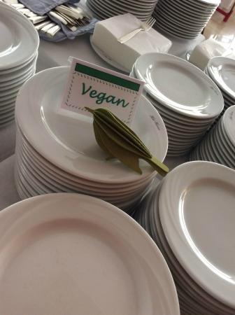 Hotel Universo: piatti vegani