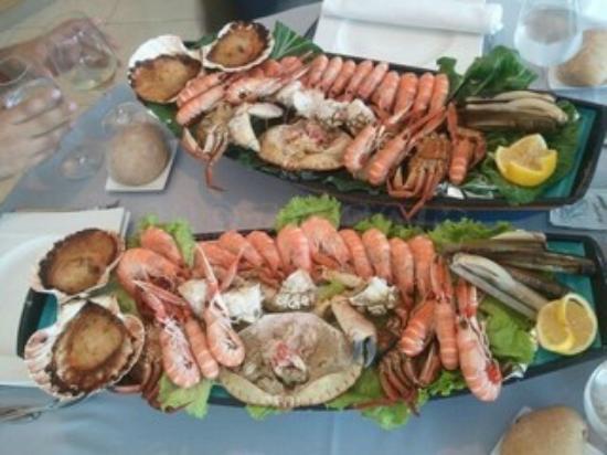 Restaurante El Canario: Mariscada