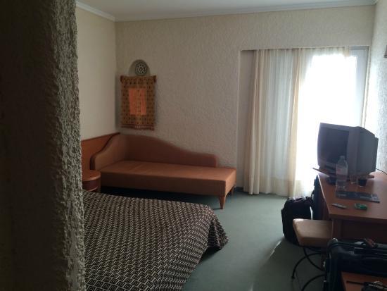 Athos Palace Hotel: Pokój