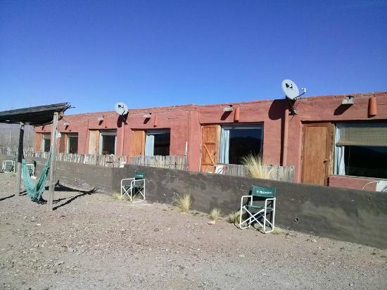 Hotel Pukarainca: Vista de las habitaciones