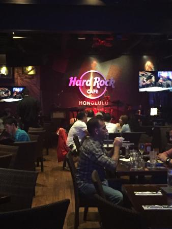 Hard Rock Cafe Honolulu