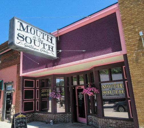 Mouth Of The South, Omaha