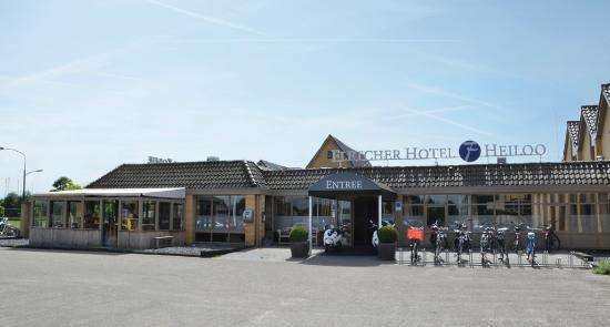 플레처 호텔-레스토랑 헤일루