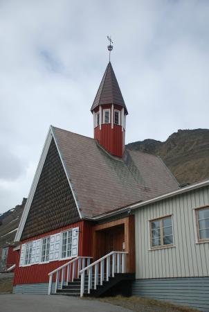 Longyearbyen, Noruega: Longyearvyens Erlöserkirche