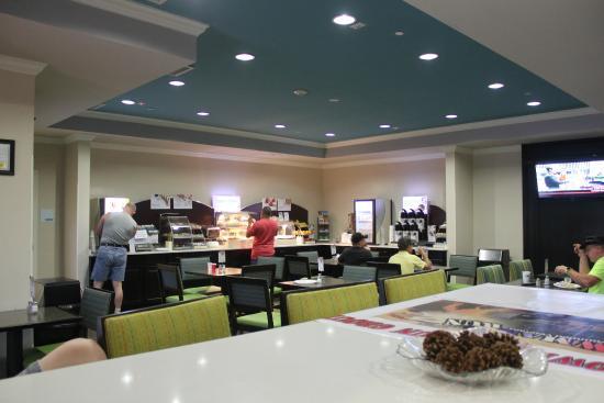 LaGrange, جورجيا: Breakfast Area