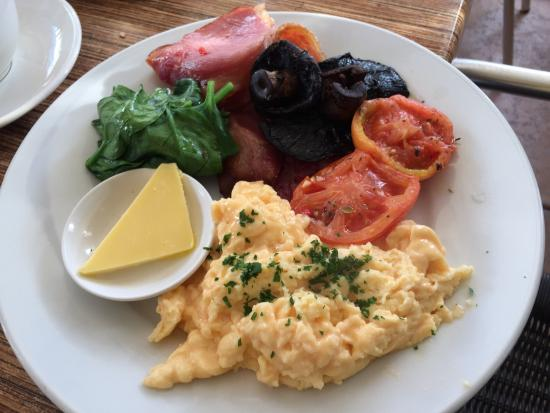 Zest Cafe Gallery: Big breakfast