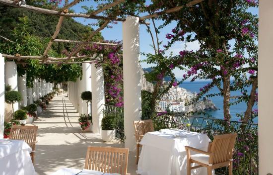 NH Collection Grand Hotel Convento di Amalfi: Restaurant