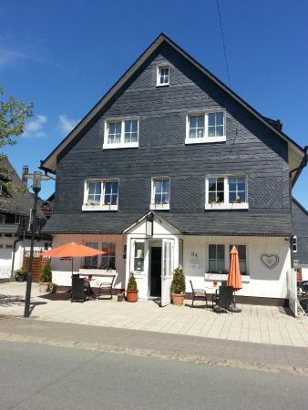 Das kleine Altstadthotel: Nah am Zentrum, dennoch sehr ruhig gelegen