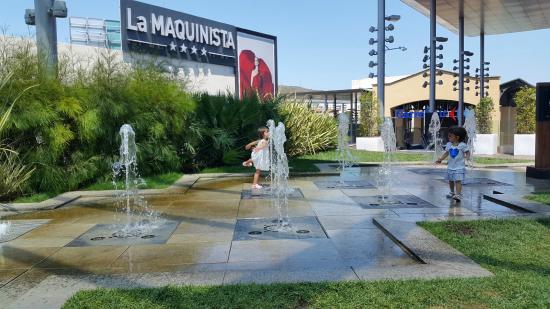 La maquinista barcelona spain award winning top tips - La maquinista centre comercial ...