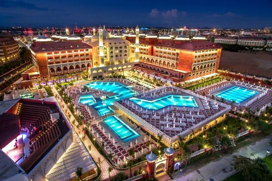 Royal Taj Mahal Hotel Updated 2019 Prices Reviews Side Turkey