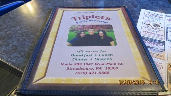 Triplets Diner