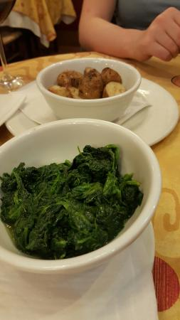 bar italia: Microwave veg