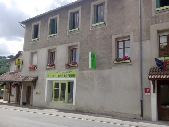 Hotel Restaurant des Cotes de Meuse
