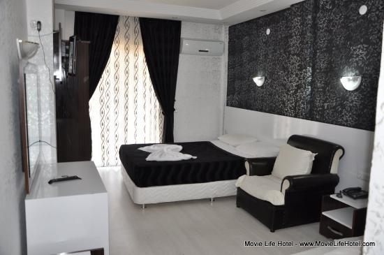 movie life hotel antalya turquie voir les tarifs et avis h tel tripadvisor. Black Bedroom Furniture Sets. Home Design Ideas