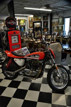 American Classic Motorcycle Museum : La moto légende 3