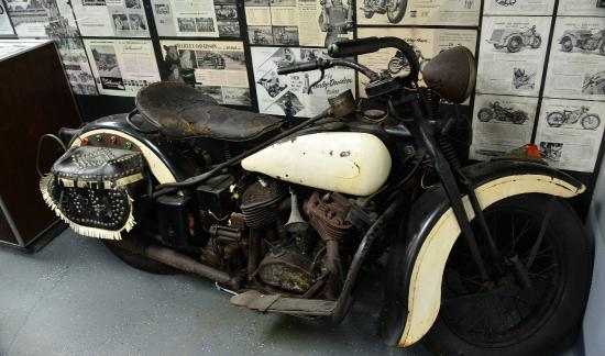 American Classic Motorcycle Museum: La moto légende 2