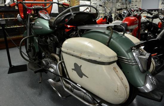 American Classic Motorcycle Museum : La moto légende 4