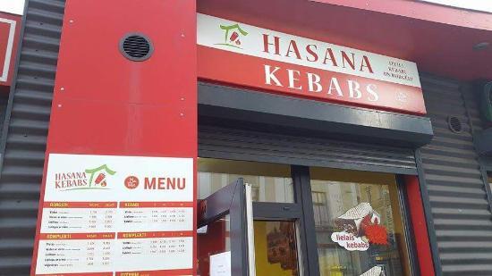 Hasana Kebabs