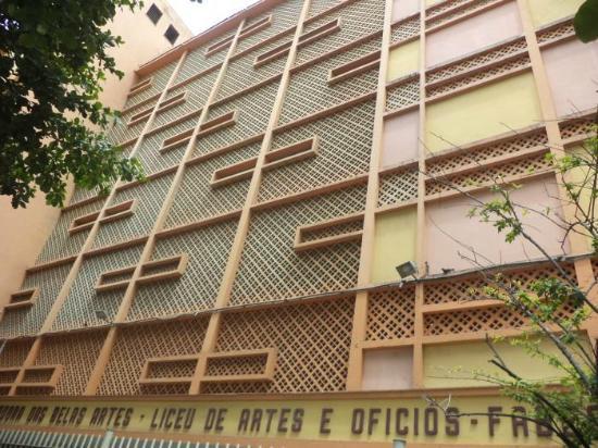 Liceu de Artes e Oficios Theater