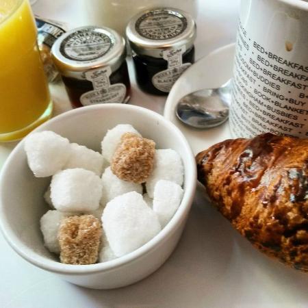 B+B Belgravia : la colazione dolce per chi non ama la English breakfast
