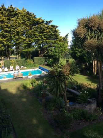 Sunnydene Country Hotel: View from our window