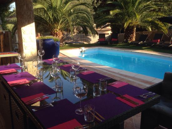 Villa-Bellebo : Bed and Breakfast Vence