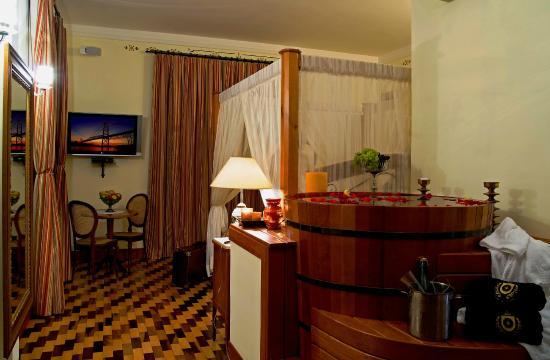 Hotel Boutique Quinta das Videiras: Suite Master