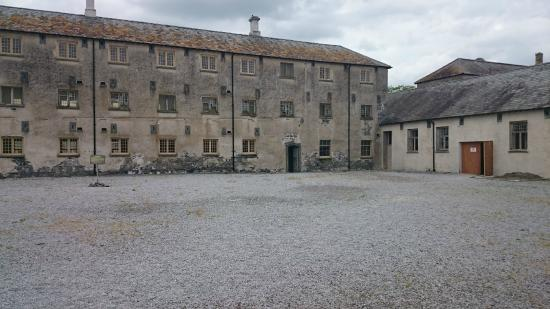 womens dorm and beds - Picture of The Irish Workhouse Centre