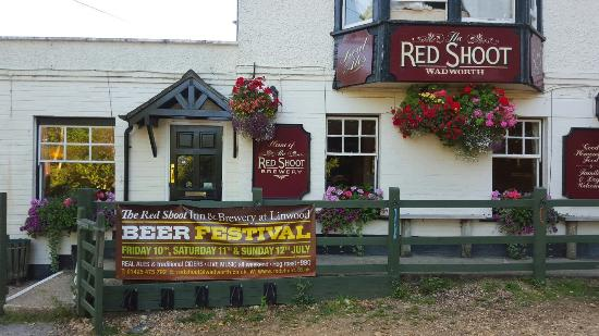 The Red Shoot: Red Shoot beer festival