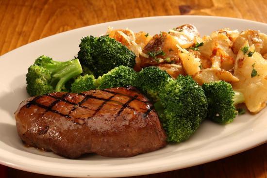 Sagebrush Steakhouse: Sirloin