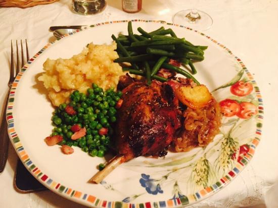 Maison Maurice: Very high standard cuisine