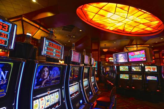 casino games at remington park
