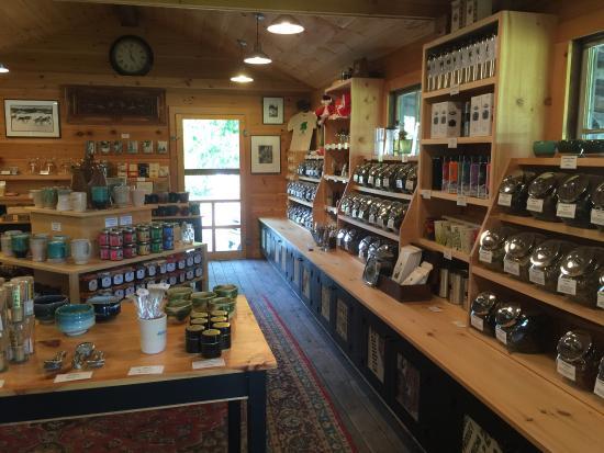 Lincolnville, ME: Green Tree Coffee & Tea
